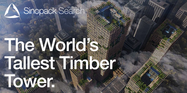 The Worlds Tallest Timber Tower