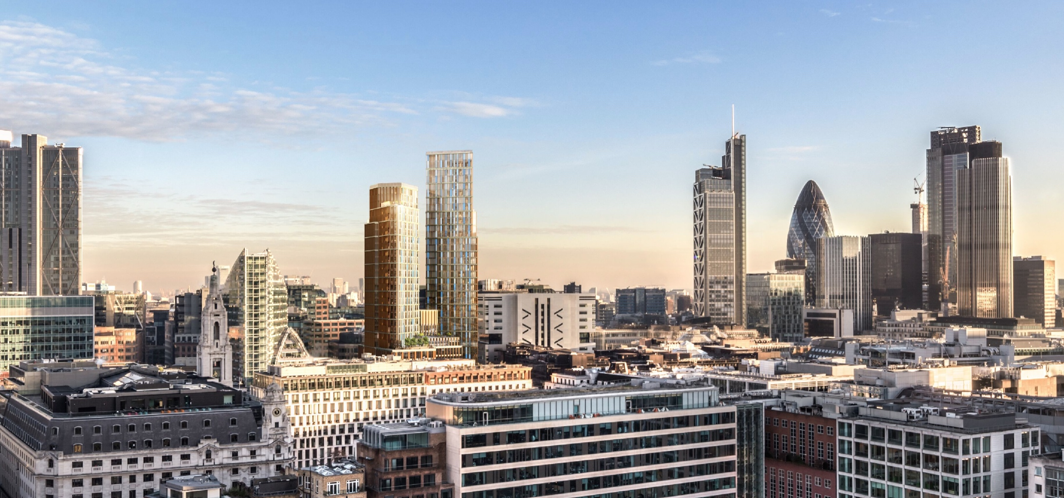 £500m London Resi Tower scheme signed off by Mace